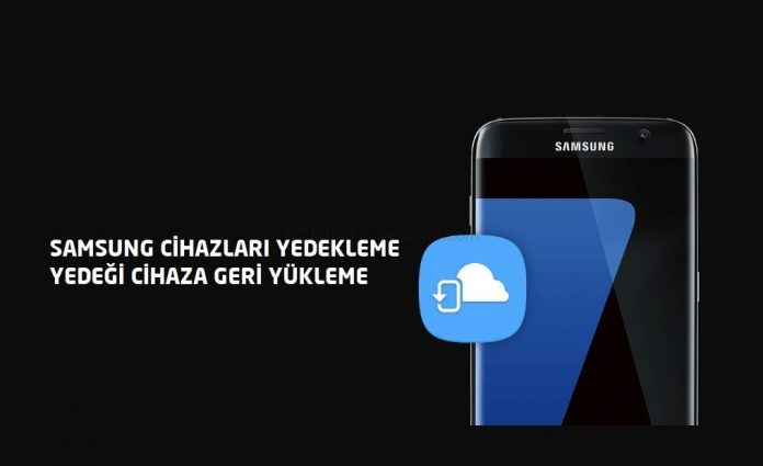 Samsung Yedekleme