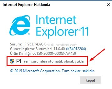 Download Internet Explorer 11 (Offline installer)